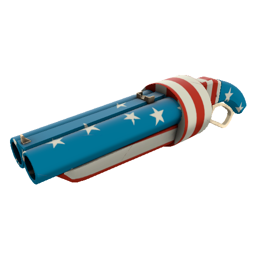 Freedom Wrapped Scattergun