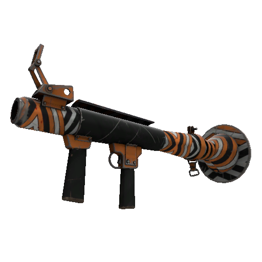 Spectacularly Lethal Specialized Killstreak Rocket Launcher