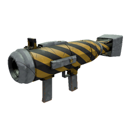 free tf2 item Hazard Warning Air Strike (Minimal Wear)