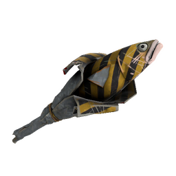 free tf2 item Hazard Warning Holy Mackerel (Well-Worn)