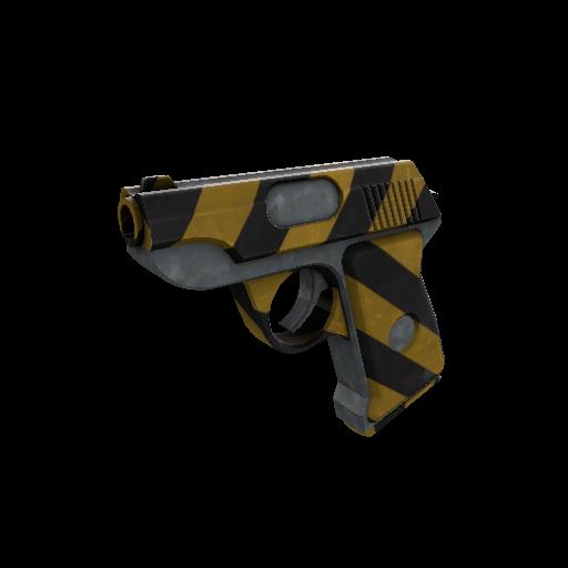 Hazard Warning Pistol