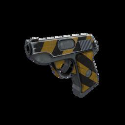 free tf2 item Hazard Warning Pistol (Field-Tested)