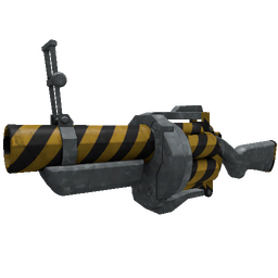free tf2 item Hazard Warning Grenade Launcher (Factory New)