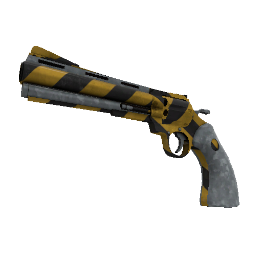 Hazard Warning Revolver