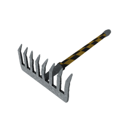free tf2 item Hazard Warning Back Scratcher (Factory New)