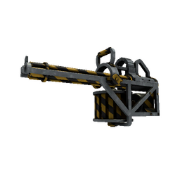 free tf2 item Hazard Warning Brass Beast (Factory New)
