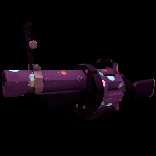 Cosmic Calamity Grenade Launcher