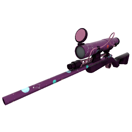 Somewhat Threatening Killstreak Sniper Rifle