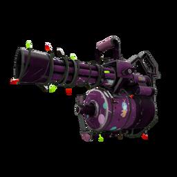 Festivized Killstreak Cosmic Calamity Minigun (Field-Tested)