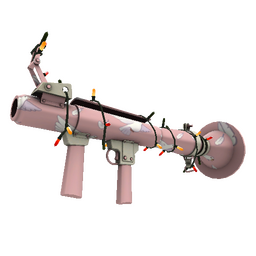 Strange Festivized Professional Killstreak Dovetailed Rocket Launcher (Factory New)