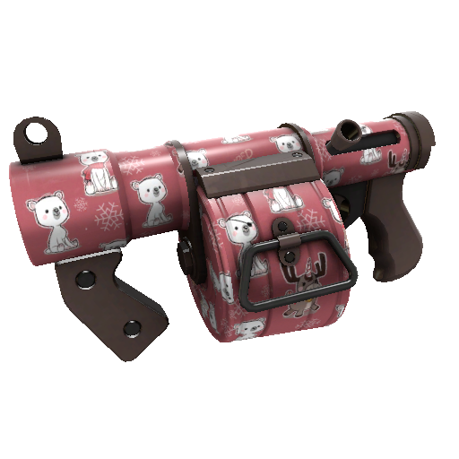 Polar Surprise Stickybomb Launcher