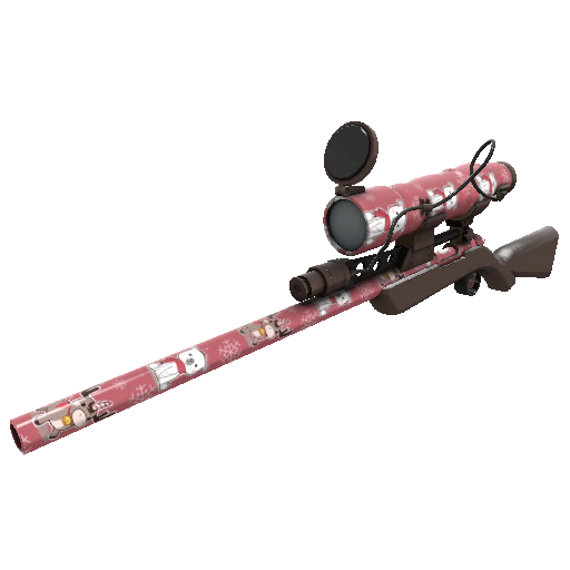 Polar Surprise Sniper Rifle