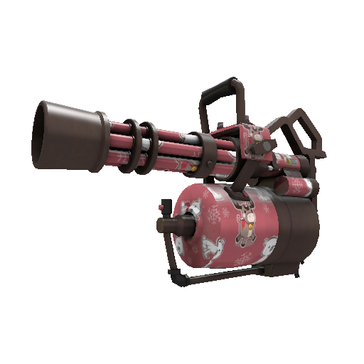 Polar Surprise Minigun