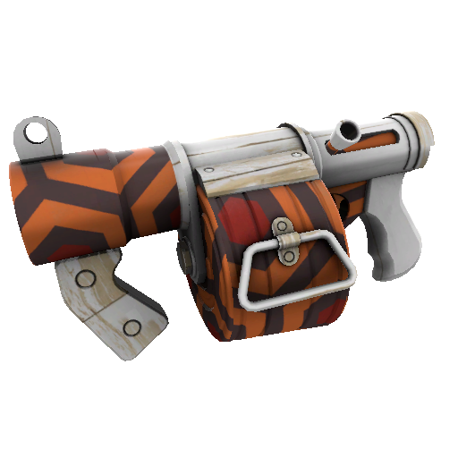 Cabin Fevered Stickybomb Launcher