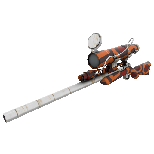 Cabin Fevered Sniper Rifle