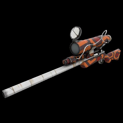Face-Melting Killstreak Sniper Rifle