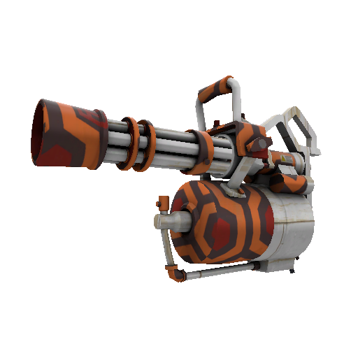 Cabin Fevered Minigun