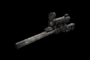 Shot In The Dark Sniper Rifle Battle Scarred