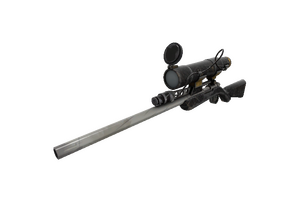 Shot In The Dark Sniper Rifle Field Tested