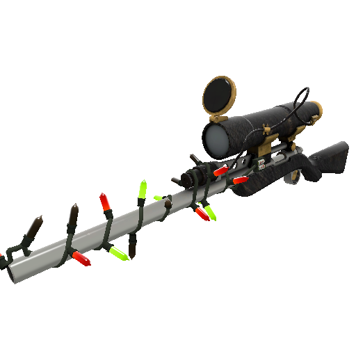 Notably Dangerous Specialized Killstreak Sniper Rifle