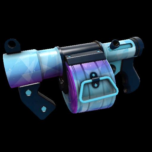 Frozen Aurora Stickybomb Launcher