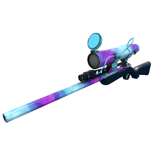 Frozen Aurora Sniper Rifle