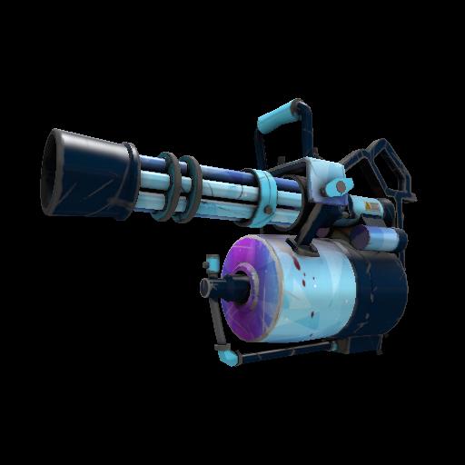 Frozen Aurora Minigun