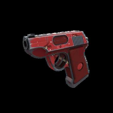 Smissmas Spycrabs Pistol