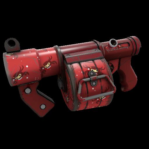 Smissmas Spycrabs Stickybomb Launcher