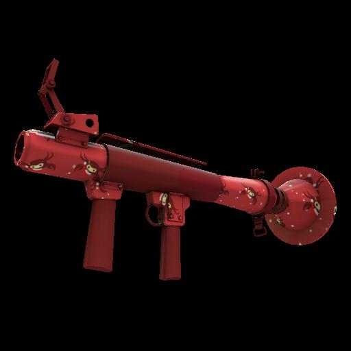 Smissmas Spycrabs Rocket Launcher