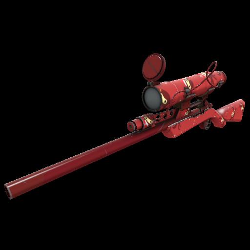 Smissmas Spycrabs Sniper Rifle