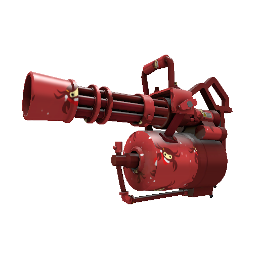 Smissmas Spycrabs Minigun