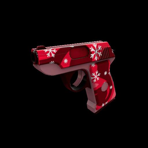 Snowflake Swirled Pistol