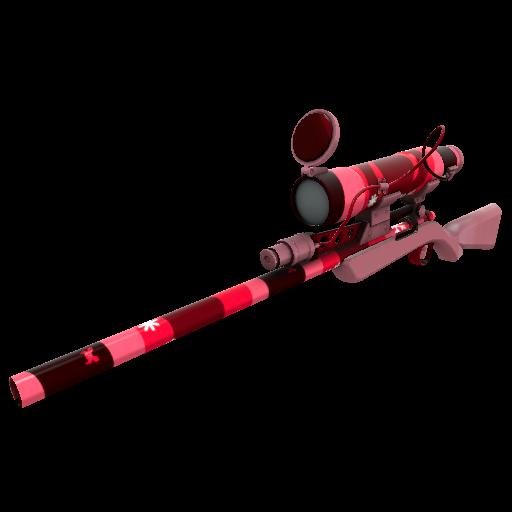 Snowflake Swirled Sniper Rifle