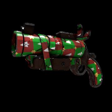 Gifting Manns Wrapping Paper Detonator