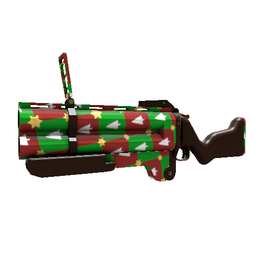 Gifting Manns Wrapping Paper Loch-n-Load