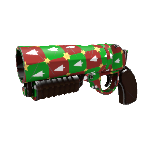 Gifting Manns Wrapping Paper Scorch Shot