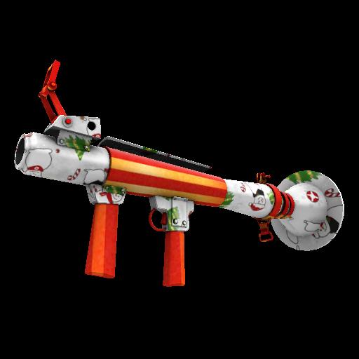 Snow Globalization Rocket Launcher