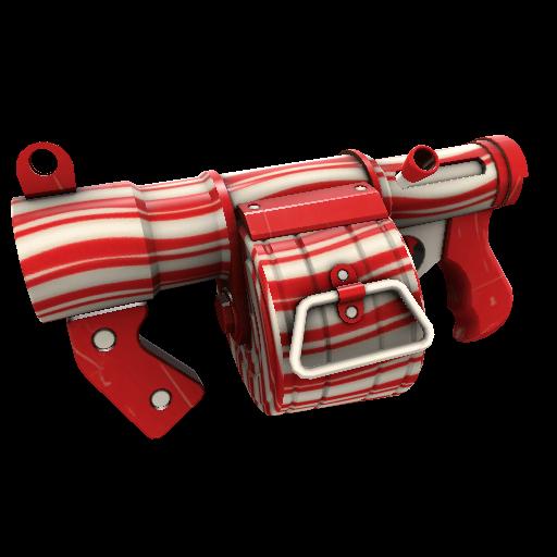 Peppermint Swirl Stickybomb Launcher