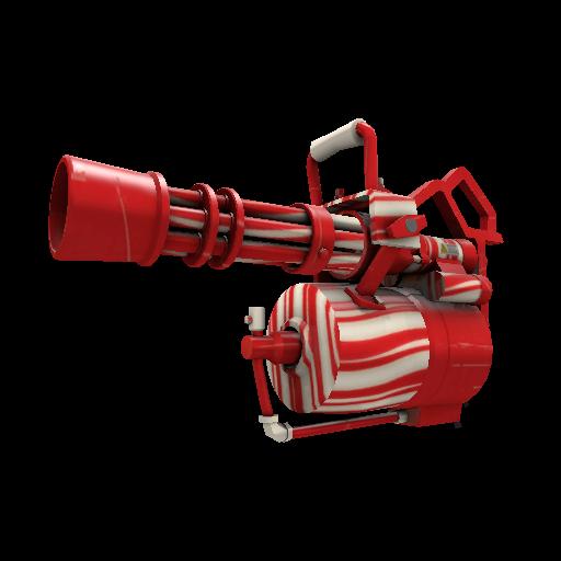 Peppermint Swirl Minigun