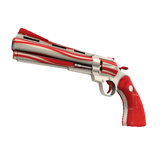 Peppermint Swirl Revolver