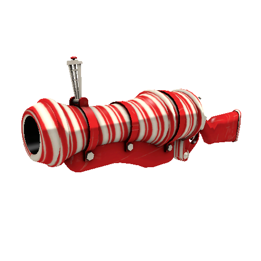 Peppermint Swirl Loose Cannon