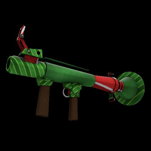 Elfin Enamel Rocket Launcher