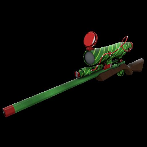 Elfin Enamel Sniper Rifle