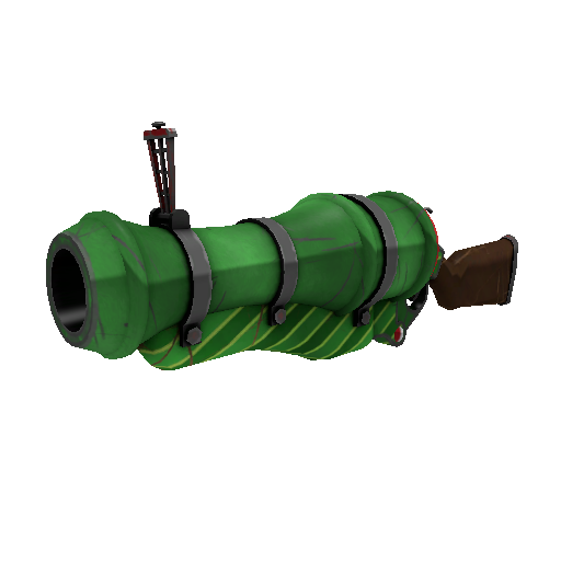 Elfin Enamel Loose Cannon