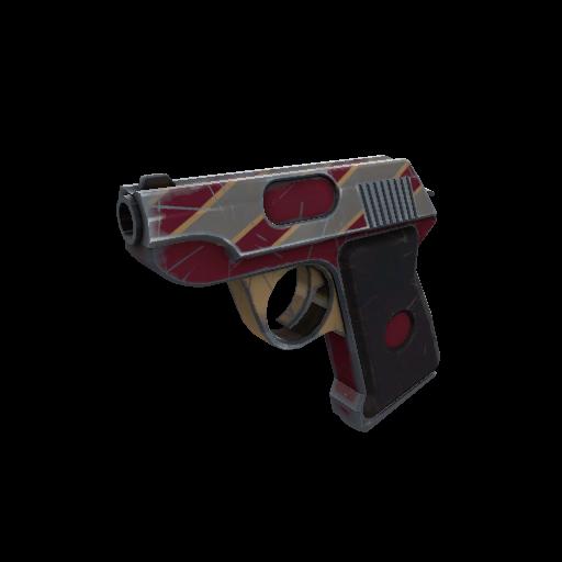 Saccharine Striped Pistol