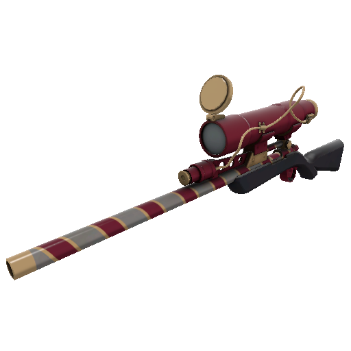 Saccharine Striped Sniper Rifle