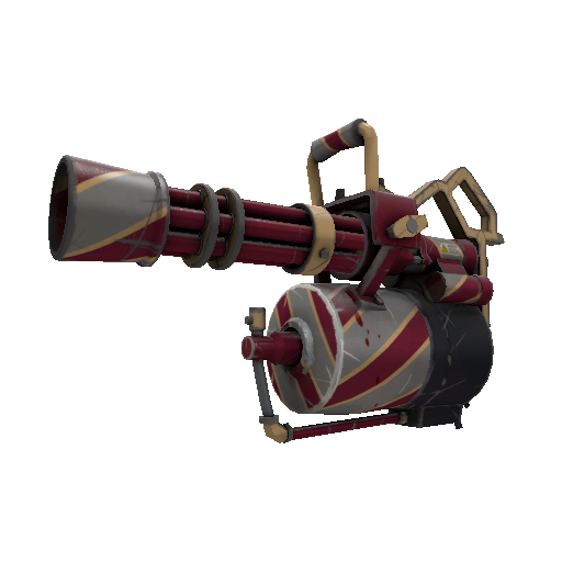 Saccharine Striped Minigun