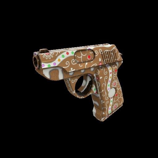 Gingerbread Winner Pistol