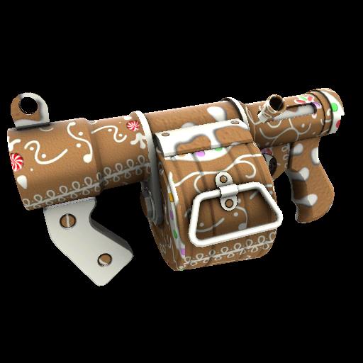 Gingerbread Winner Stickybomb Launcher